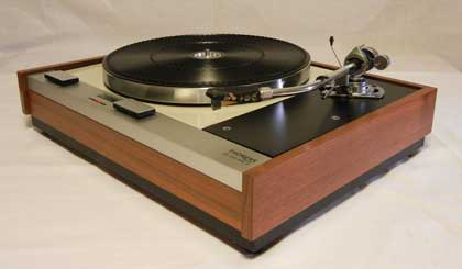 thorens turntable